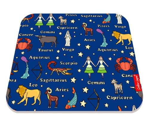 Selina-Jayne Horoscopes Limited Edition Designer Mouse Mat
